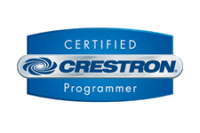 Certified Crestron Programmer